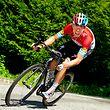 Bob Jungels (Quick-Step) in der Abfahrt des Col du Portillon - Tour de France 2018 – 16. Etappe – Carcassonne / Bagnères-de-Luchon – 218km – Foto: Serge Waldbillig