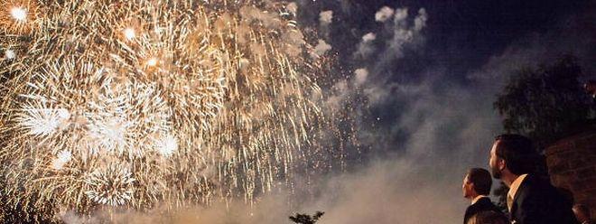 Le célèbre feu d'artifice sera tiré à 23 heures le 22 juin prochain.