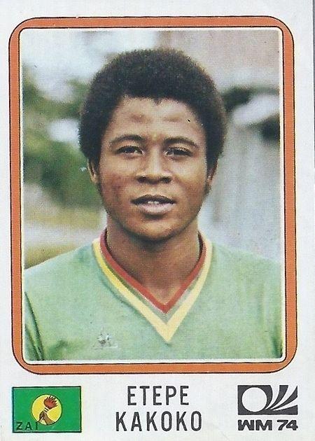 Etepe Kakoko, le père de Yannick, a disputé le Mondial 1974 avec le Zaïre