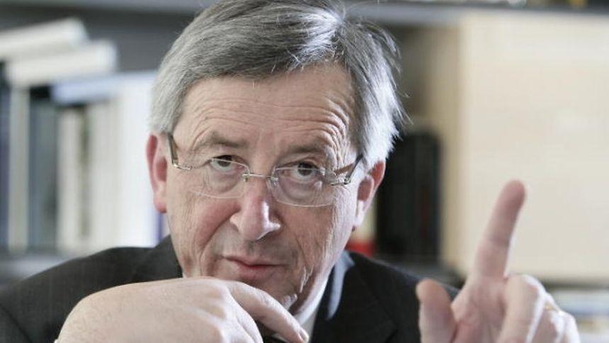 Juncker warnt vor Ungleichgewichten in Europa. Vor allem Deutschand dürfe sich nicht allein auf den Export verlassen.