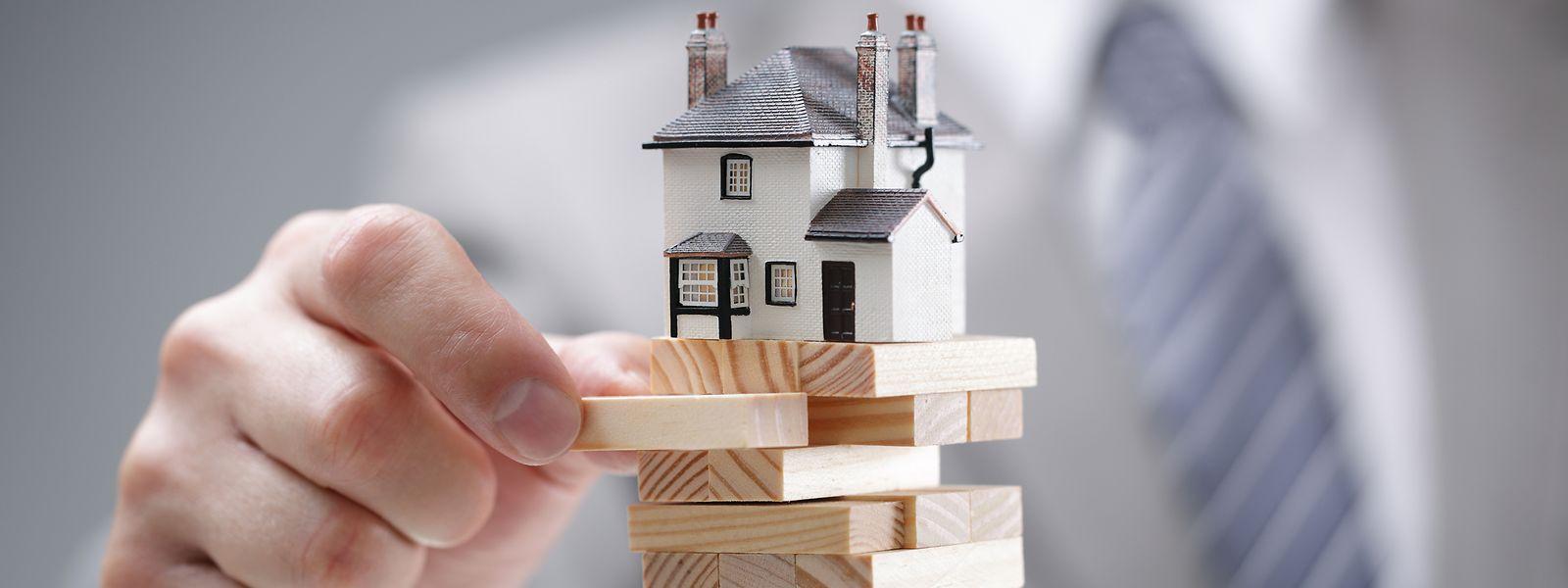 Une particularité luxembourgeoise que la Commission explique, sans grande surprise, par la flambée de l'immobilier.