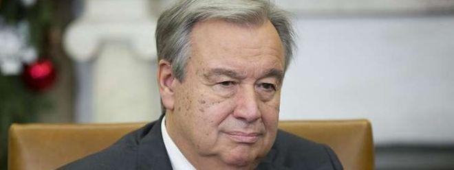 António Guterres tornou-se hoje oficialmente o 9.º secretário-geral da ONU