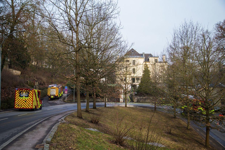 Am Donnerstagmorgen war es in der Rue de Prague zu einem Brand gekommen.