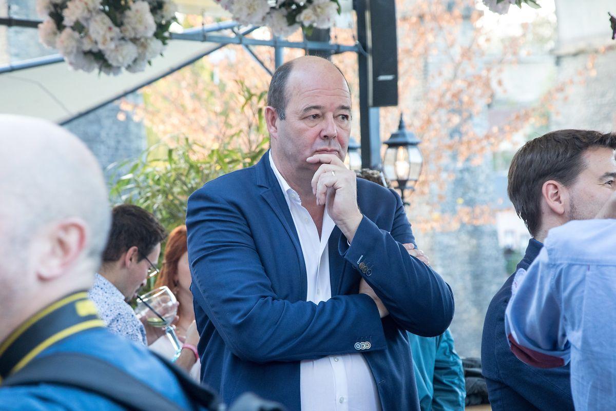 Claude Haagen n'est pas réélu