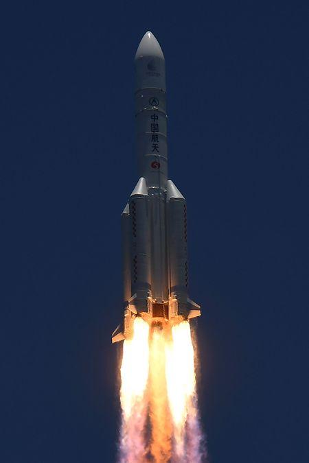 La mission a été nommée «Tianwen-1» («Questions au ciel-1») en hommage à un poème de la Chine ancienne qui traite d'astronomie