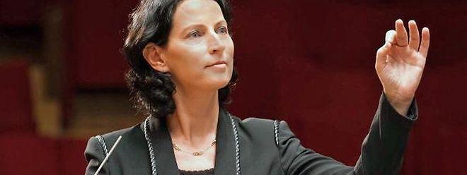 Nadine Bichler était cheffe d'orchestre à l'Ecole de musique régionale depuis ce 1er octobre 2017 seulement.