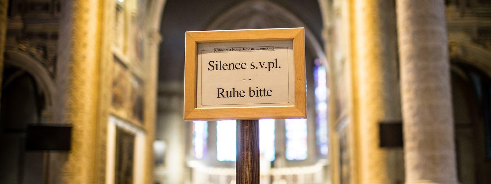 Die Vertreter des Bistums hoffen, dass nach den Informationsversammlungen etwas Ruhe eintritt.