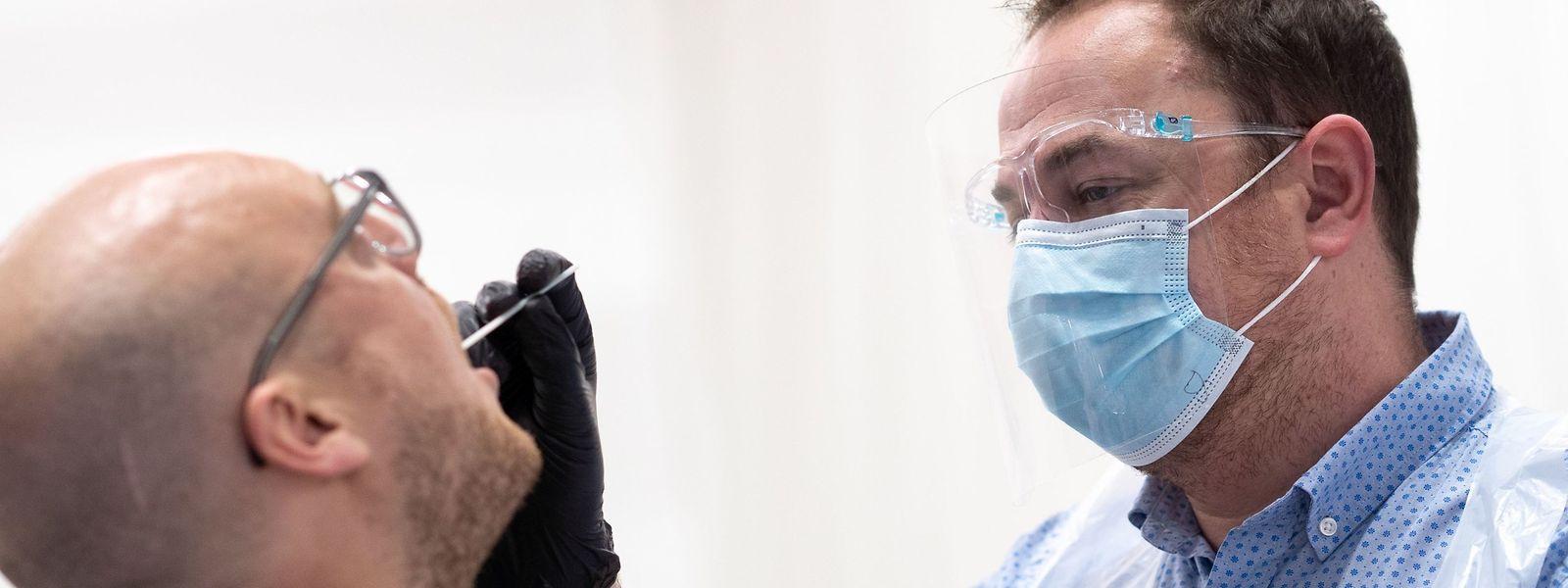 Ce jour, la ministre annonce 416 nouvelles infections en 24 heures. Le record depuis le début de l'épidémie.