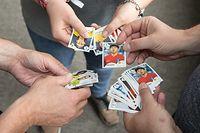 12.6. Wi / Panini Sticker Fussballweltmeisterschaft Foto:Guy Jallay
