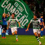Sporting vence Marítimo com penálti tardio e acerca-se do líder Benfica