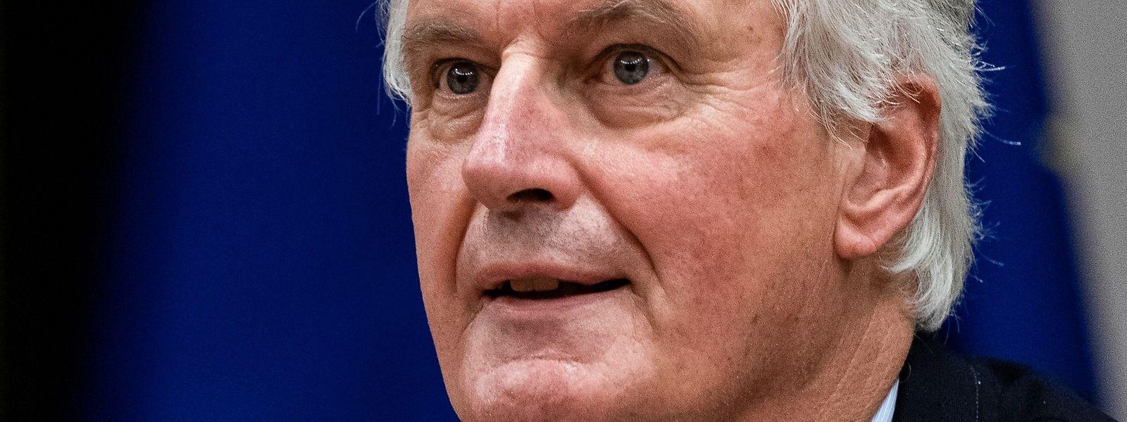 Eine Billigung eines Abkommens durch den Gipfel ist laut Barnier eher unwahrscheinlich.