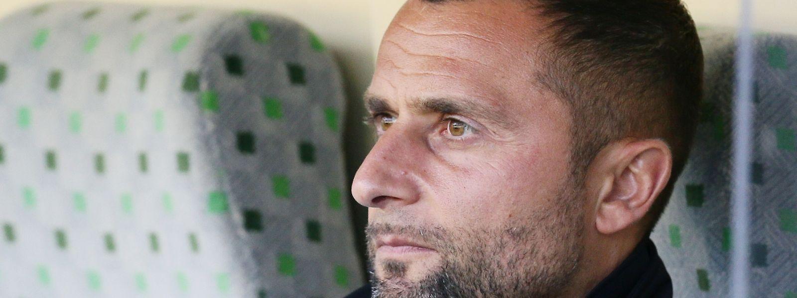 Titus-Coach Paolo Amodio weiß aus eigener Erfahrung, was man mit einer jungen Mannschaft erreichen kann.