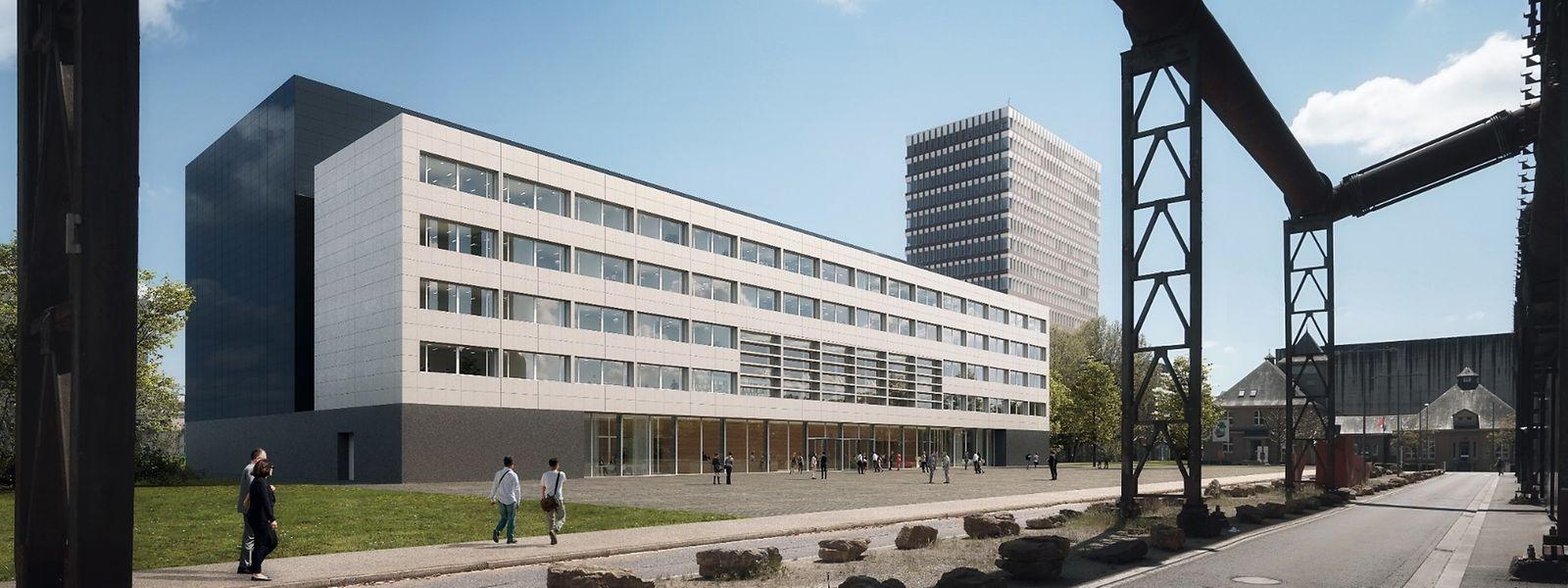 Avec ce nouveau bâtiment, les ANLux vont changer de dimension.
