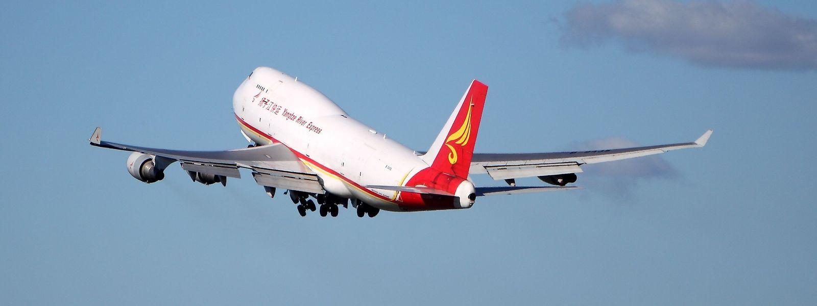 Um das Frachtgeschäft anzukurbeln, will der neue Hahn-Investor die Airline Yangtze River zurück in den Hunsrück holen. Bei der Frachtairline weiß man jedoch nichts davon.