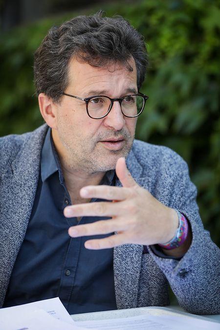 Jean-Louis Zeien, l'un des membres fondateurs de l'Initiative pour un devoir de vigilance au Luxembourg