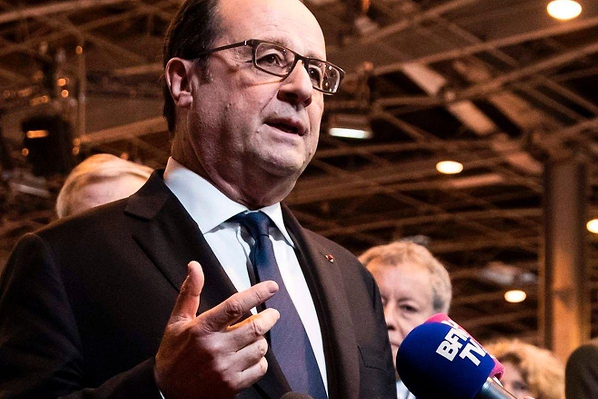 Francois Hollande widersprach per Schreiben.