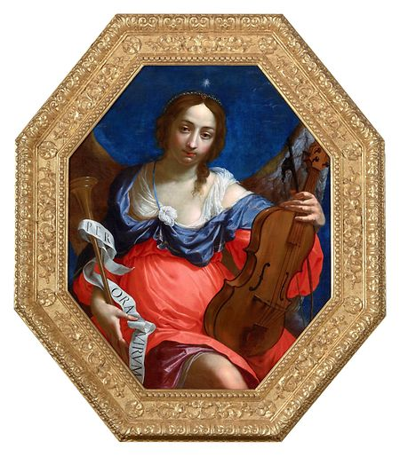 "Cesare Dandini's ""Allegory of Music"" PHOTO: National Museum of History and Art"