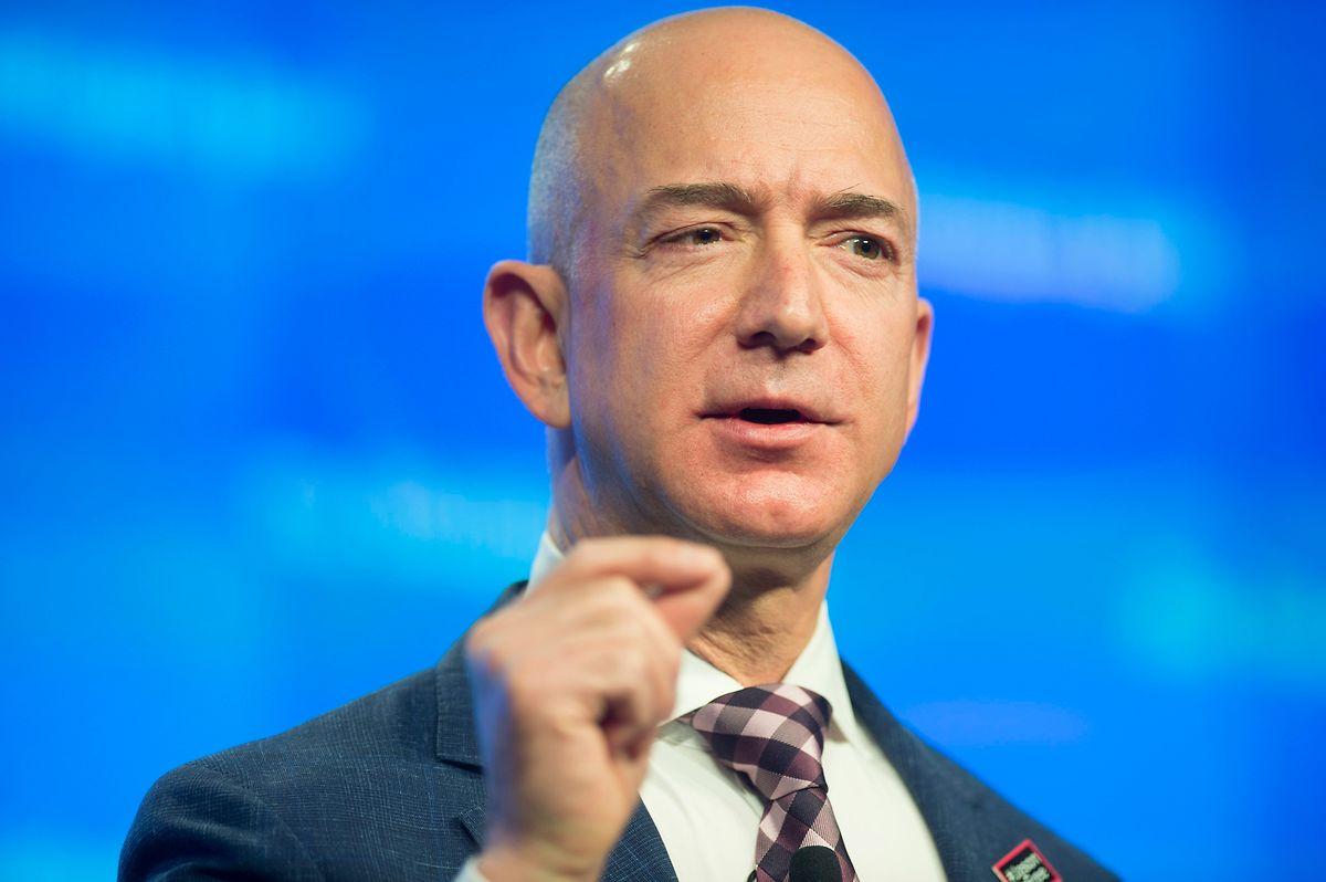 Amazon-Gründer Jeff Bezos gilt als reichster Mensch der Welt.