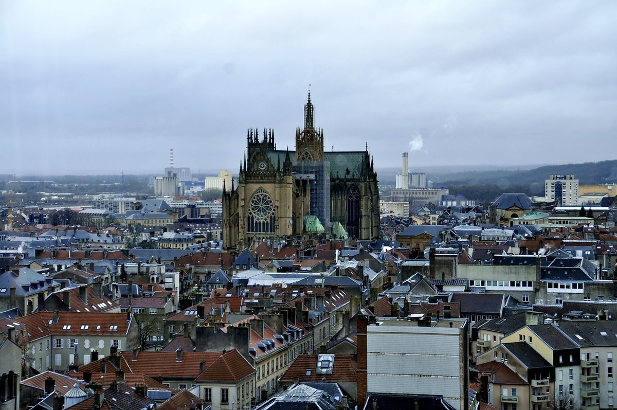 Catedral de Metz