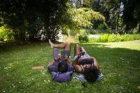 lokales - Hitze - canicule - chaleur - Sommer - Luxemburg - Foto: Pierre Matgé/Luxemburger Wort