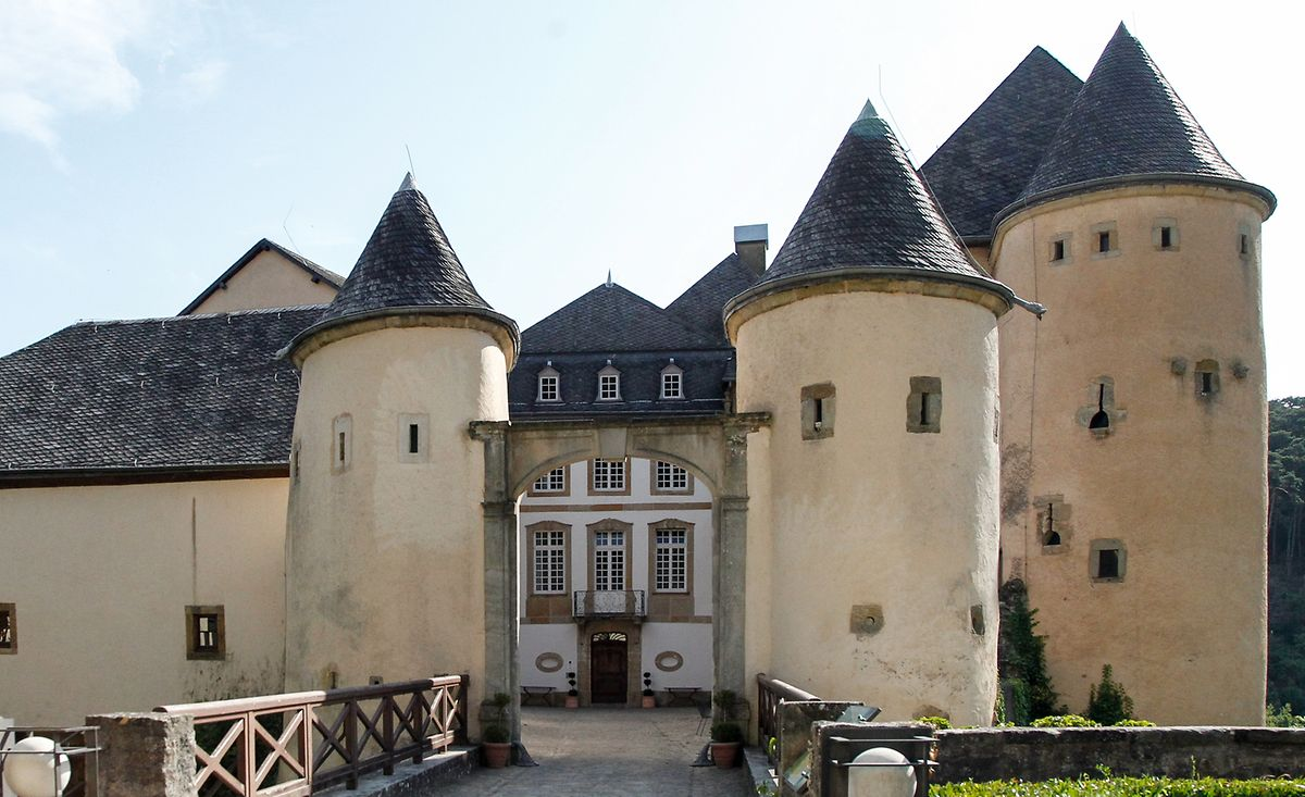 Guided visits of the Bourglinster Castle can be organised upon request Photo: Guy Jallay
