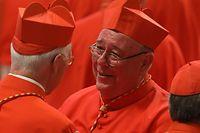 Samedi, l'Archevêque de Luxembourg était à Rome pour être désigné cardinal.