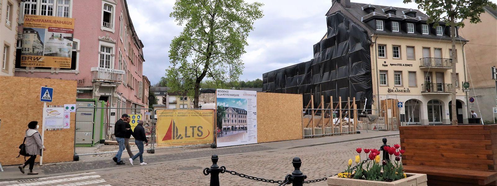 """Die CSV-LSAP-Koalition will die Lücke der """"Petite Marquise"""" rasch füllen."""