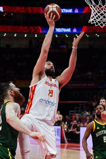 Marc Gasol träumt mit Spanien vom Titel.