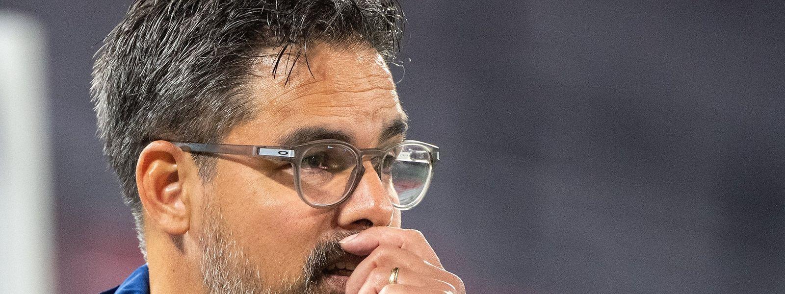 David Wagner ist nicht mehr Trainer von Schalke 04.