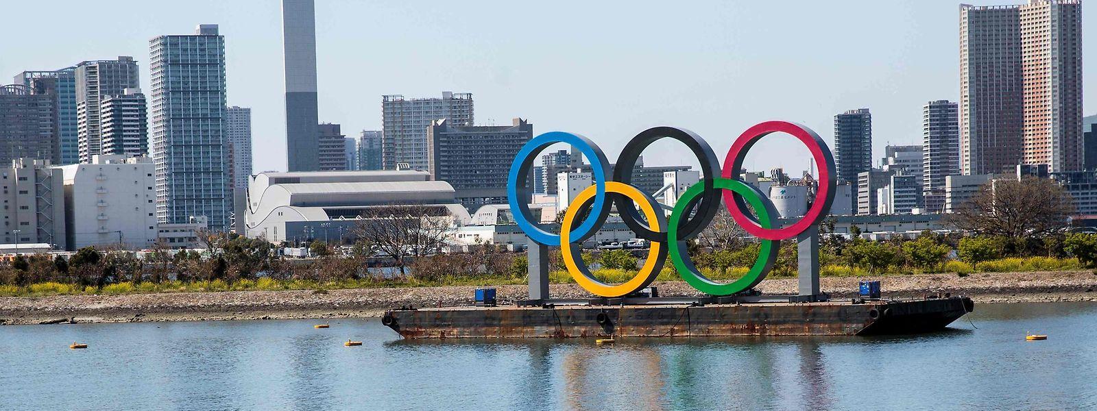 Die Olympischen Spiele können nicht in diesem Jahr stattfinden.