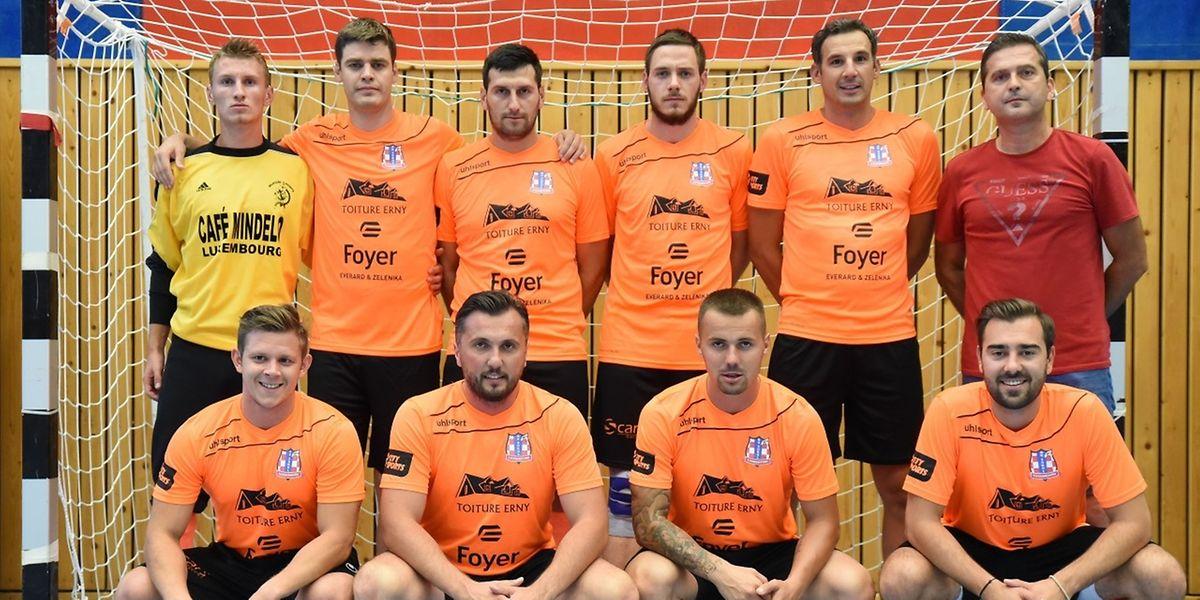 Les Red Boys Aspelt seront opposés au CS Fola Esch.