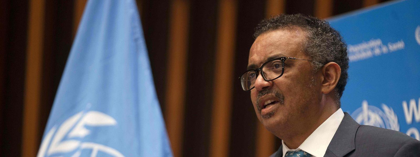 Der Generaldirektor der Weltgesundheitsorganisation, Tedros Adhanom Ghebreyesus, ist ins Kreuzfeuer der Kritik geraten.