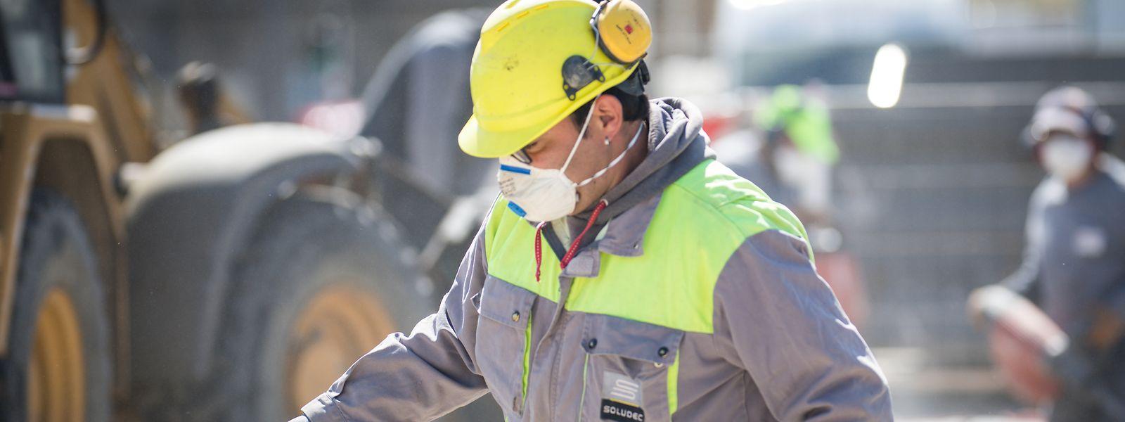 Maskenpflicht am Arbeitsplatz bräuchte es nicht, wenn alle Mitarbeiter geimpft, genesen oder negativ getestet sind.