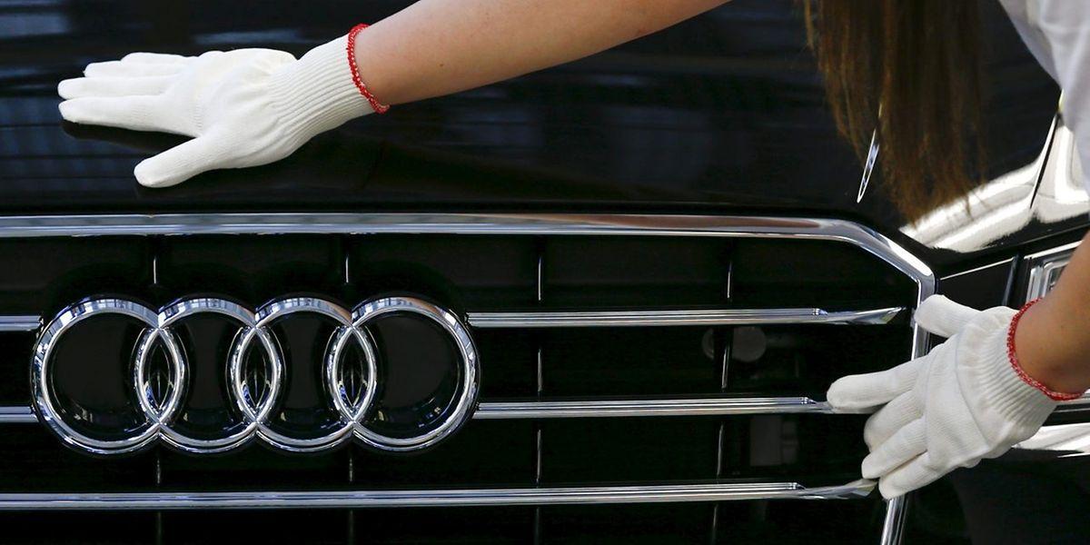 Audi serait passé par la SNCH pour homologuer ses voitures en termes d'émissions de CO2