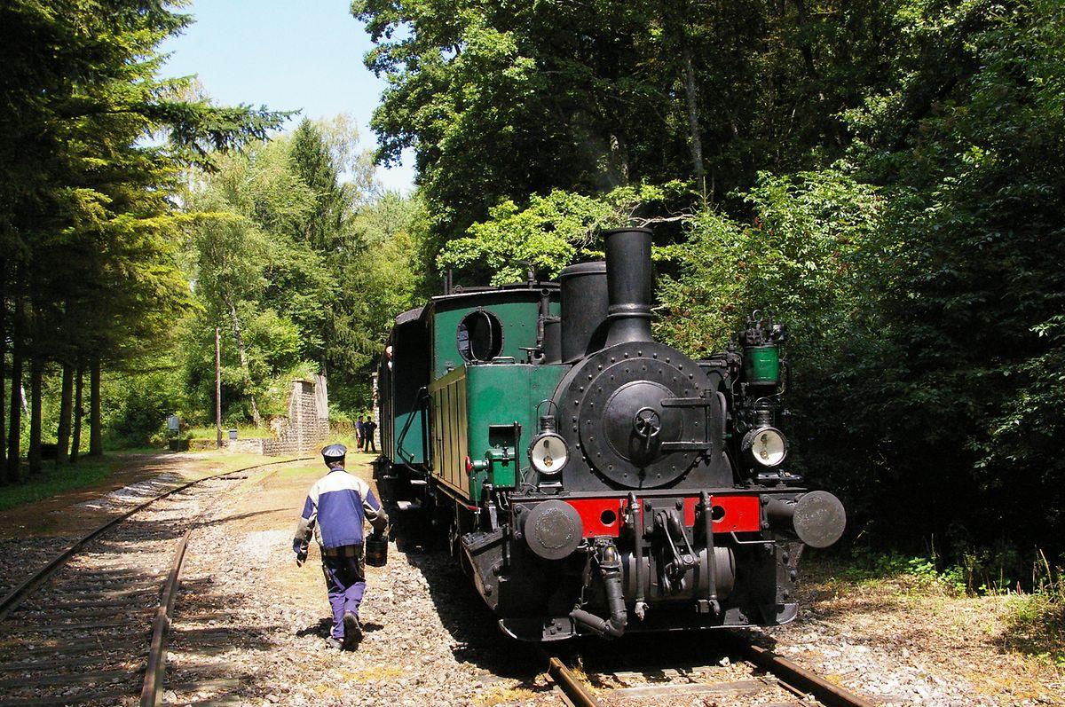"""Am 1. Mai startet die Saison des """"Train 1900""""."""
