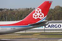 Cargolux Cargo,  Boeing 747-8F, LX-VCH, Aéroport du Findel, Luxembourg, le 11 Octobre 2018. Photo: Chris KarabaAéroport, Frachtflugzeug, Avion, Cargo, Cargolux, Boeing, 747, Aéroport, Frachtflugzeug, Flugzeug,