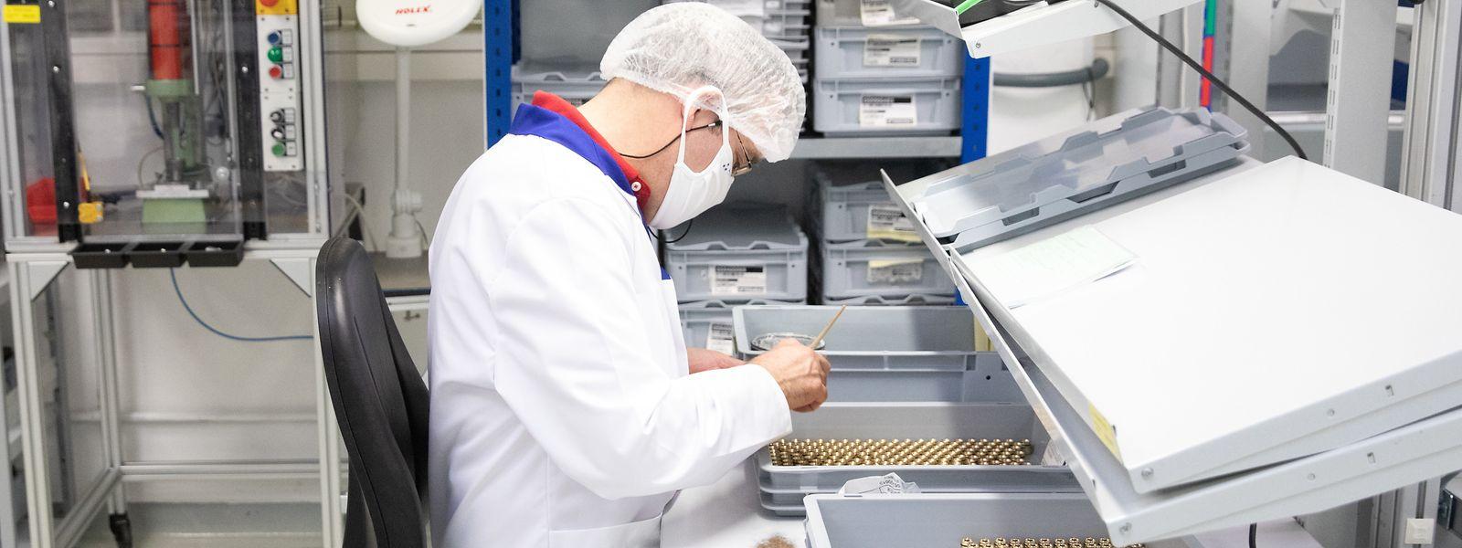Die Firma Rotarex hat 2020 sechs Millionen Euro in Forschungs- und Entwicklungsprojekte investiert.