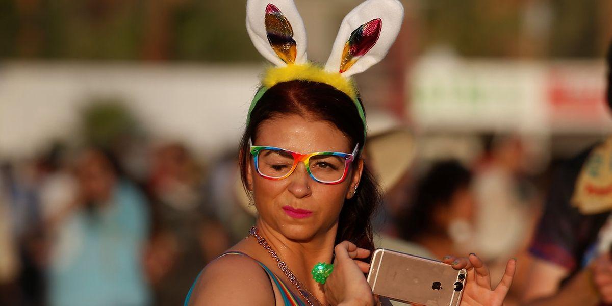 """Das """"Coachella Valley Music and Arts Festival"""" im kalifornischen Indio ist eines der Festivalhighlights im Jahr."""