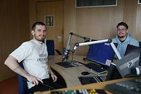 Sport, Podcast, Ben Kovac, Basket,  Foto: Luxemburger Wort/Anouk Antony