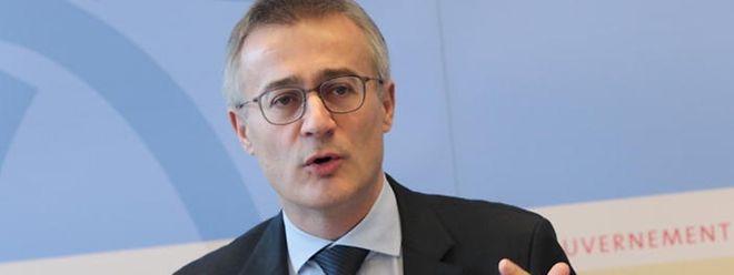Justizminister Félix Braz nimmt Stellung zu den Vorfällen im Gefängnis Schrassig.