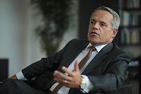 ABBL-Präsident Guy Hoffmann.