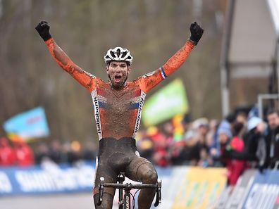 Joris Nieuwenhuis landete einen souveränen Sieg.