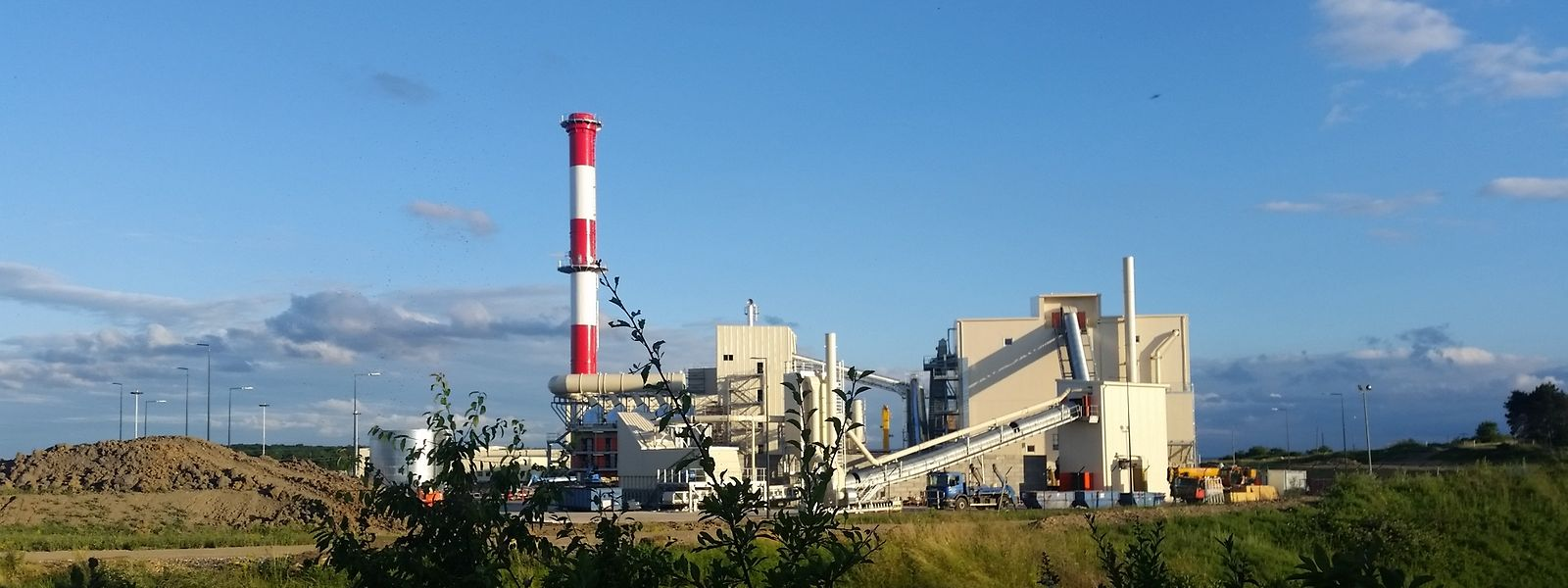 L'usine sera officiellement inaugurée le 22 octobre prochain.