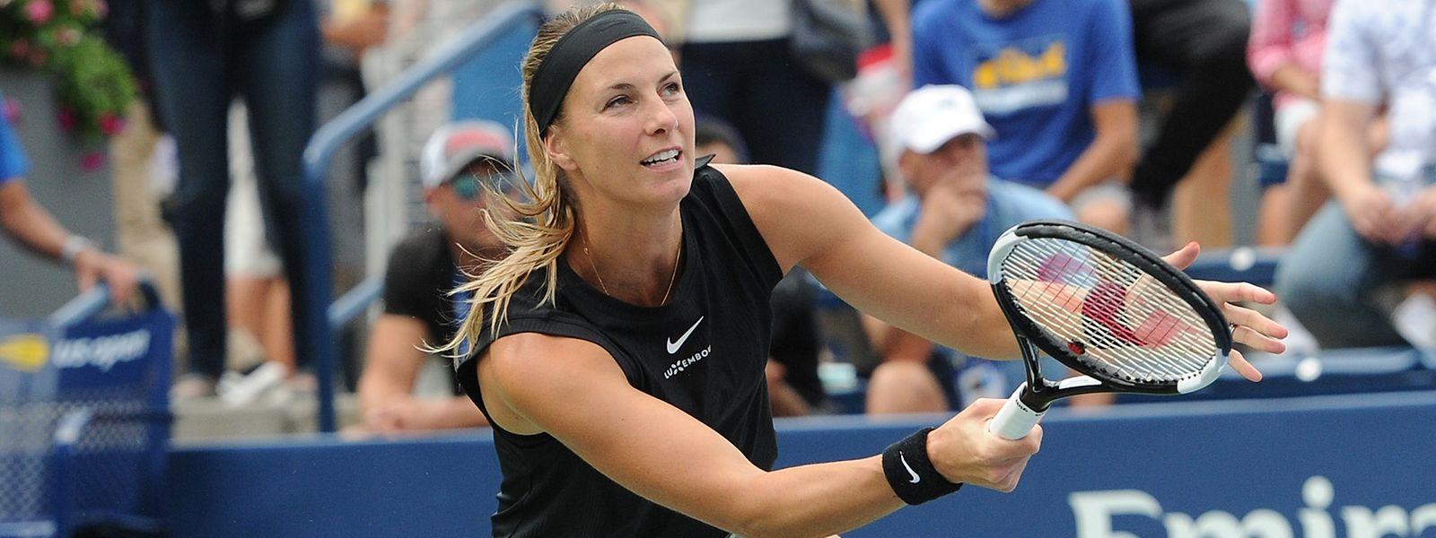 Mandy Minella a bien débuté la dernière saison de sa carrière professionnelle.