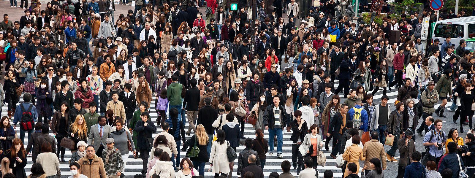 Bis zum Jahr 2100 kann die Weltbevölkerung bis auf zwölf Milliarden anwachsen.