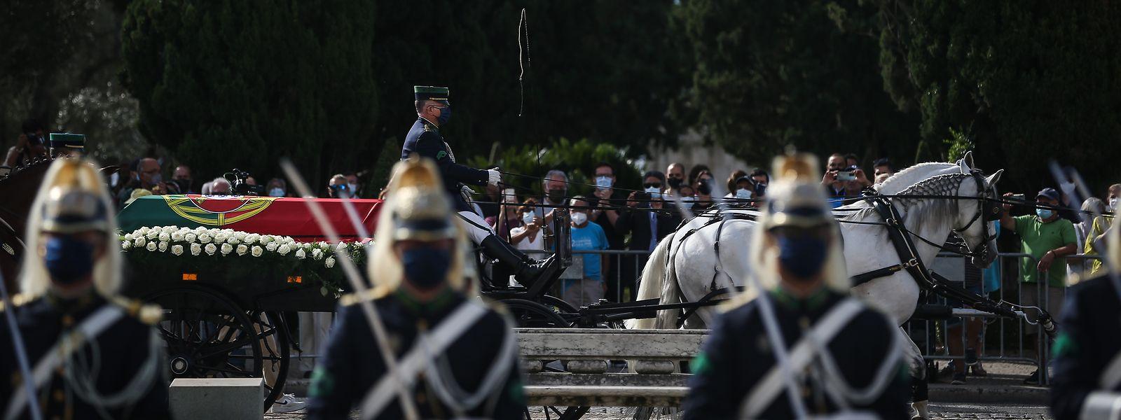 Funeral de Jorge Sampaio