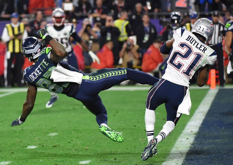 Le XLIX Super Bowl a vu la victoire des New England Patriots