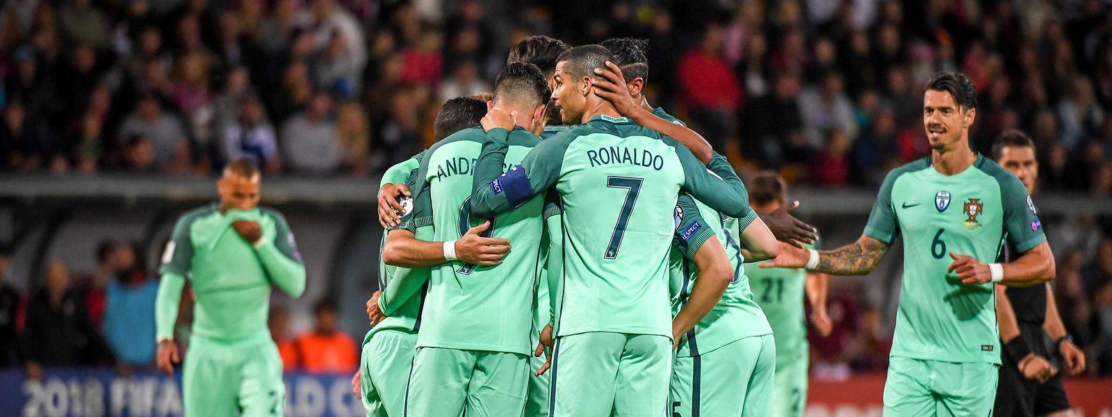 Seleção das quinas está de regresso ao 'Top 5' do futebol mundial.