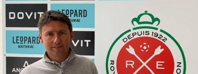 David Gevaert ne sera resté sur le banc virtonais que le temps de treize matches.
