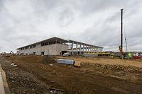 Lokales, Besichtigung neues Nationalstadion von Luxemburg, Foto: Lex Kleren/Luxemburger Wort
